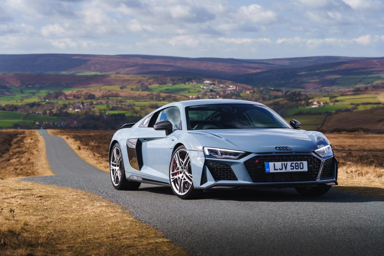 New Audi R8