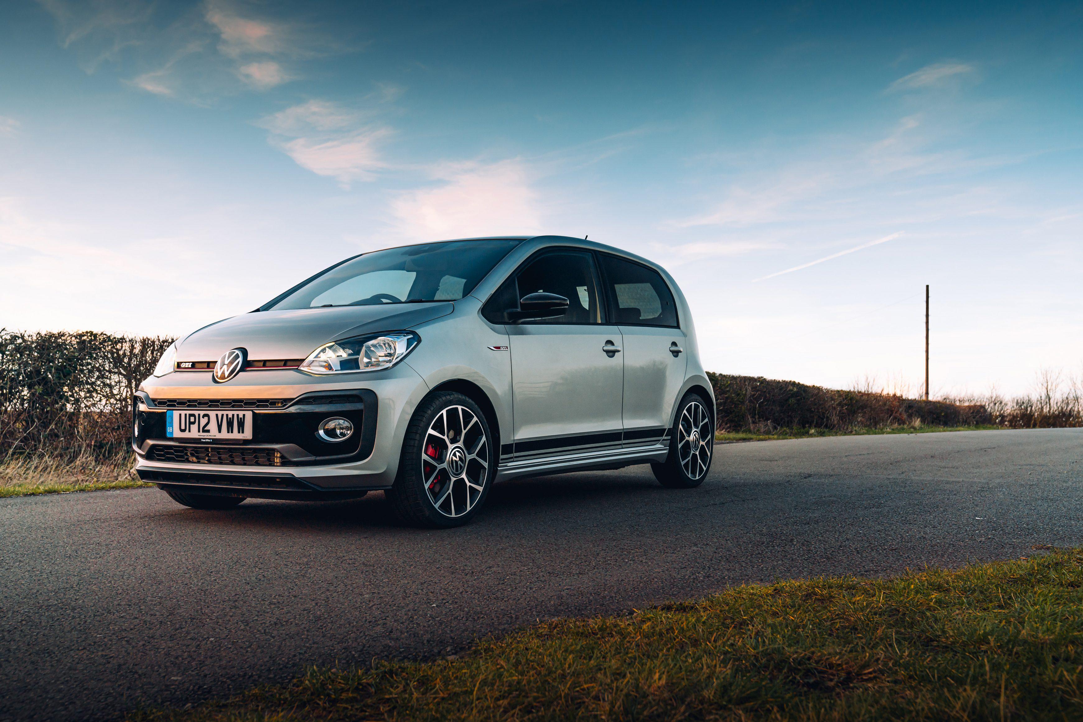 The best city cars UK - Volkswagen up! GTI