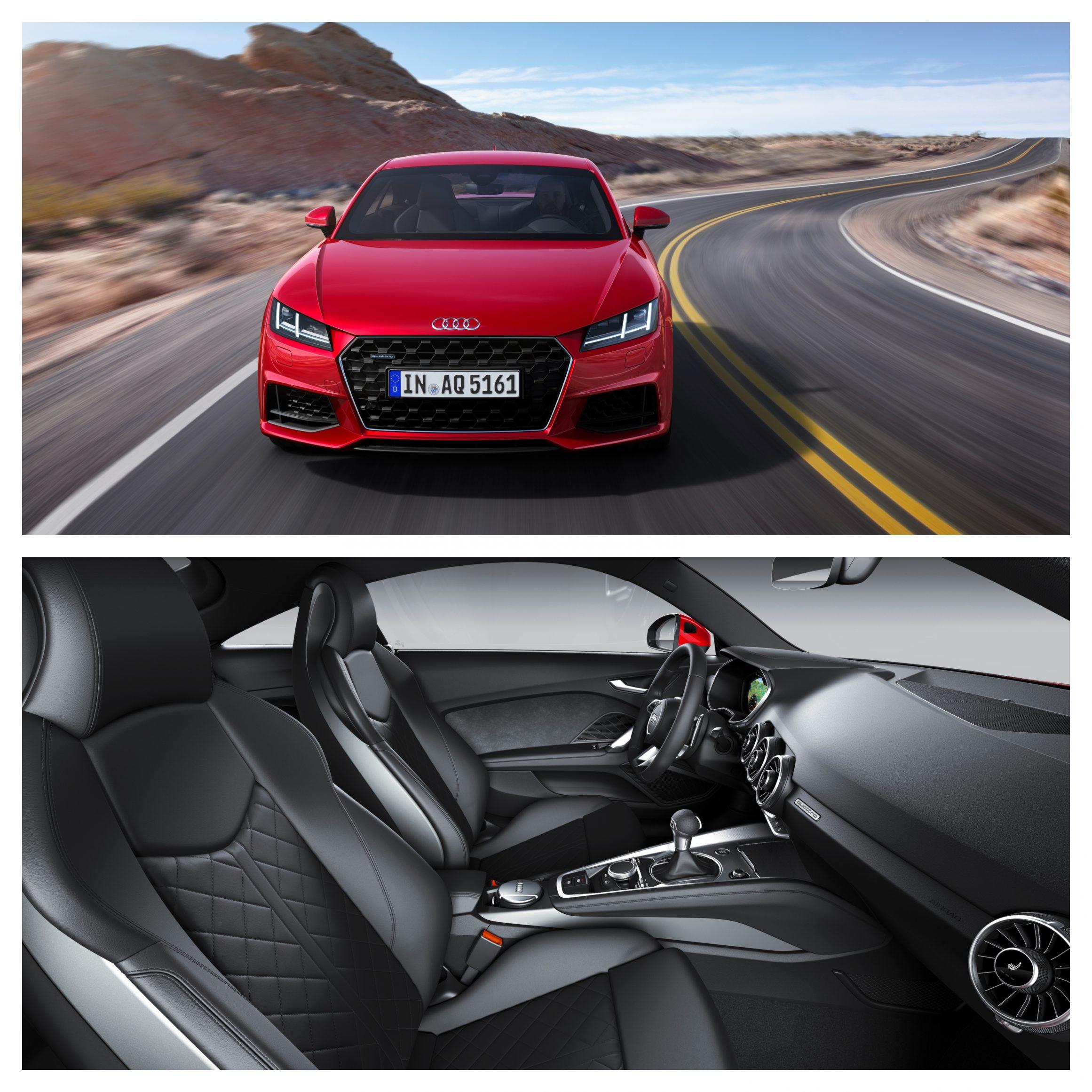 Audi TT - best automatic cars 2021