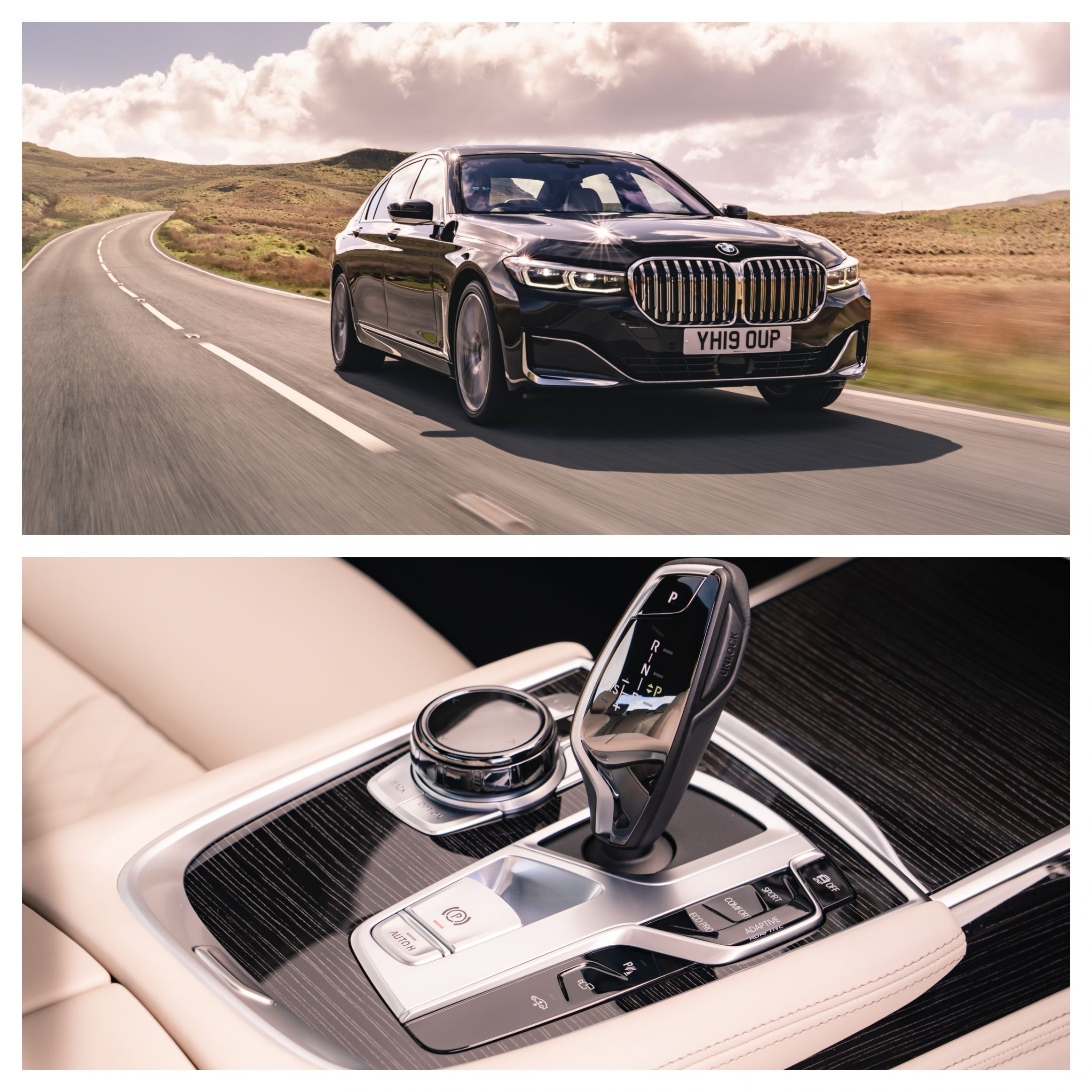 BMW 7 Series - best automatic cars 2021