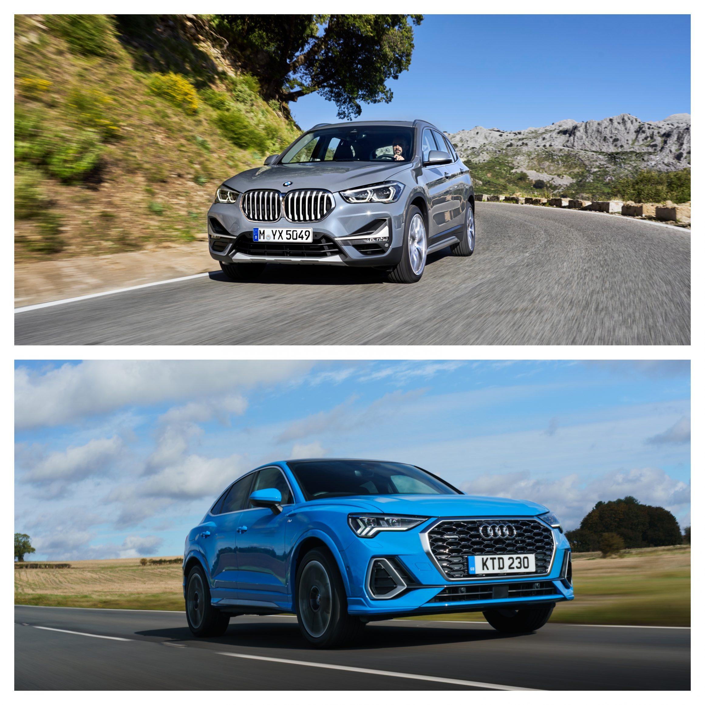 BMW X1 Vs Audi Q3 - performance and price