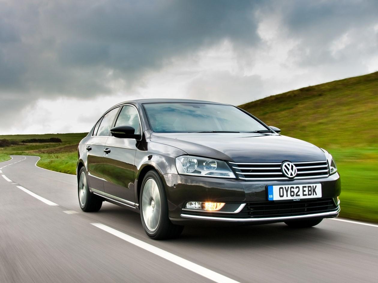 Best executive cars - Volkswagen Passat