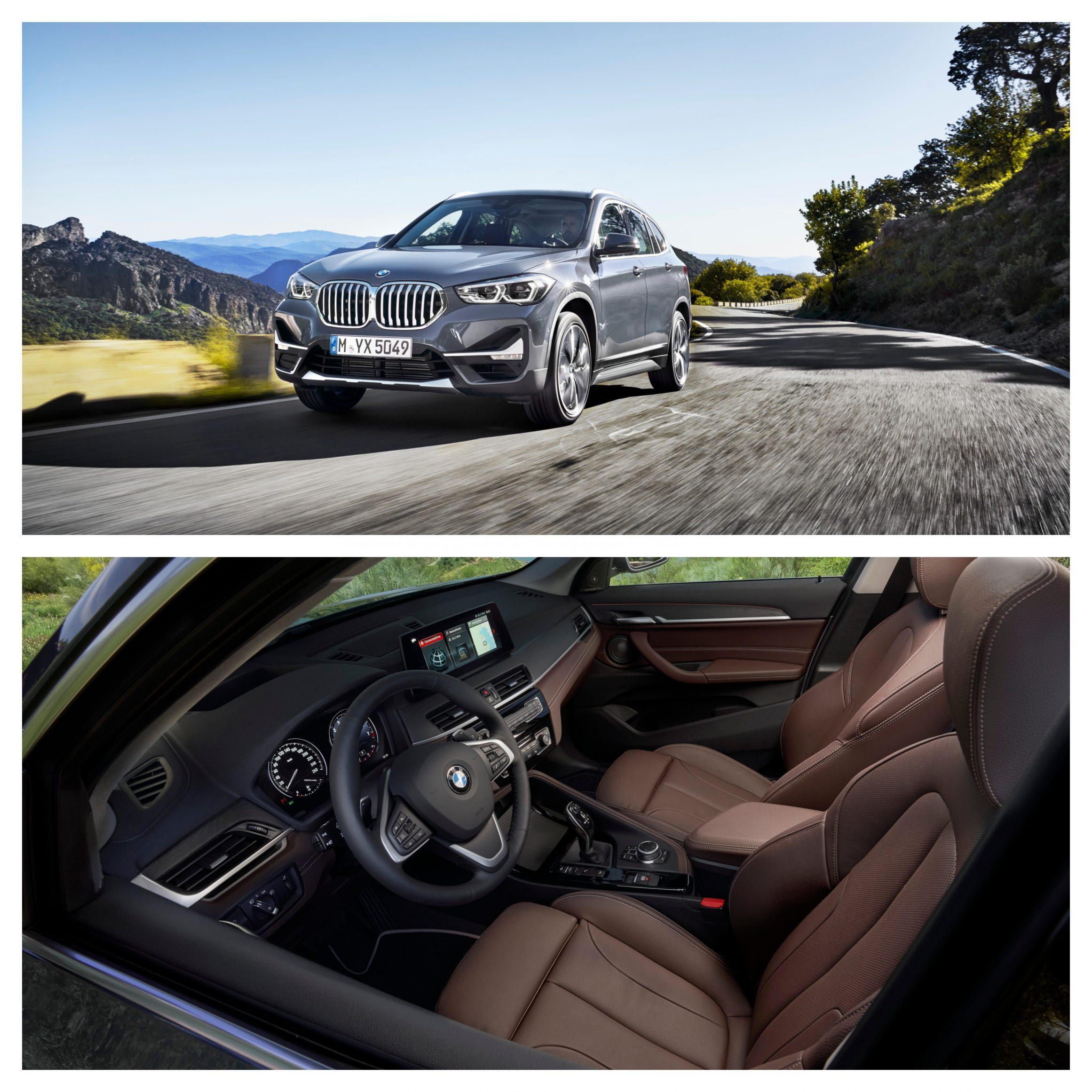 Best medium automatic cars - BMW X1