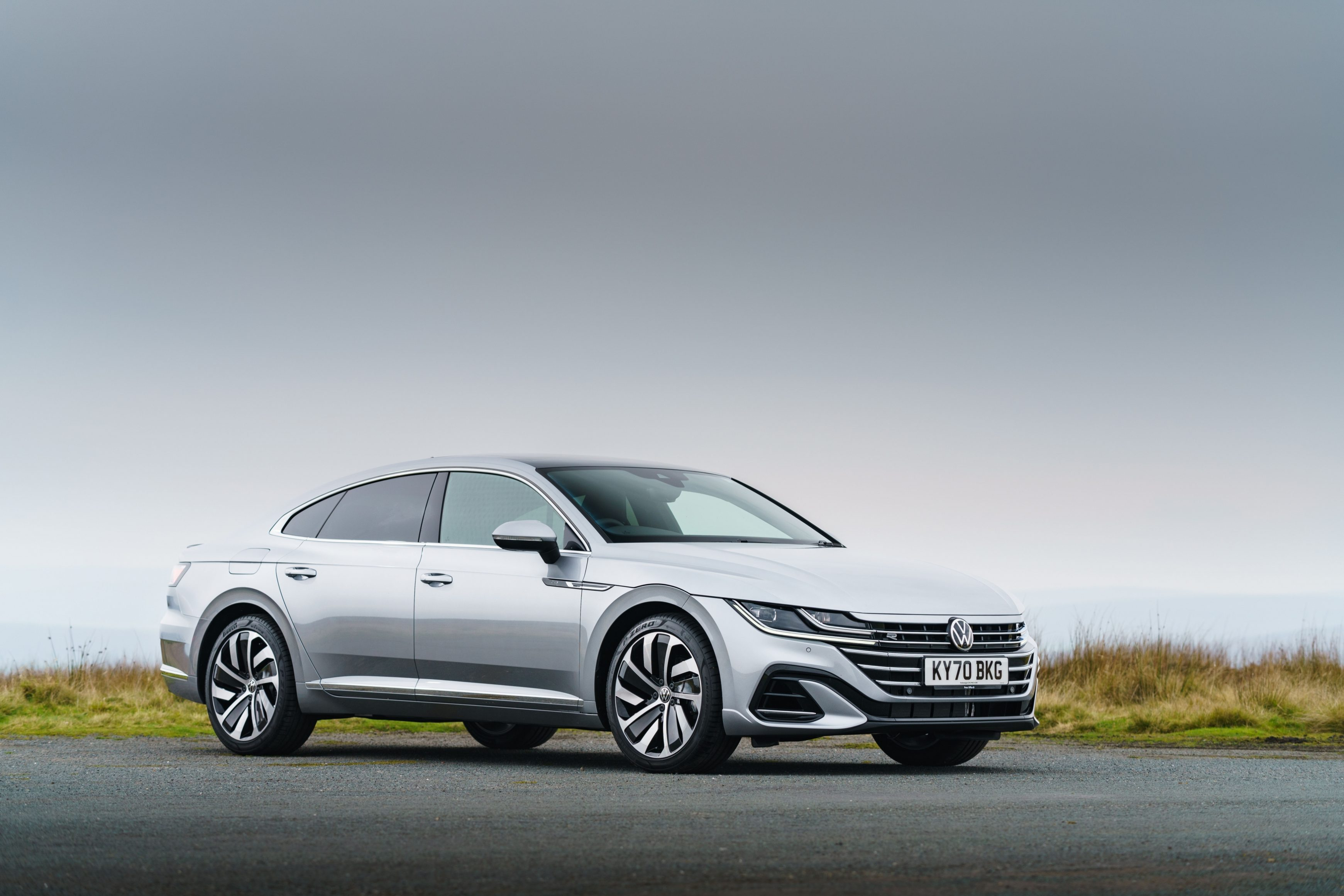 Brand-new Volkswagen Arteon Fastback