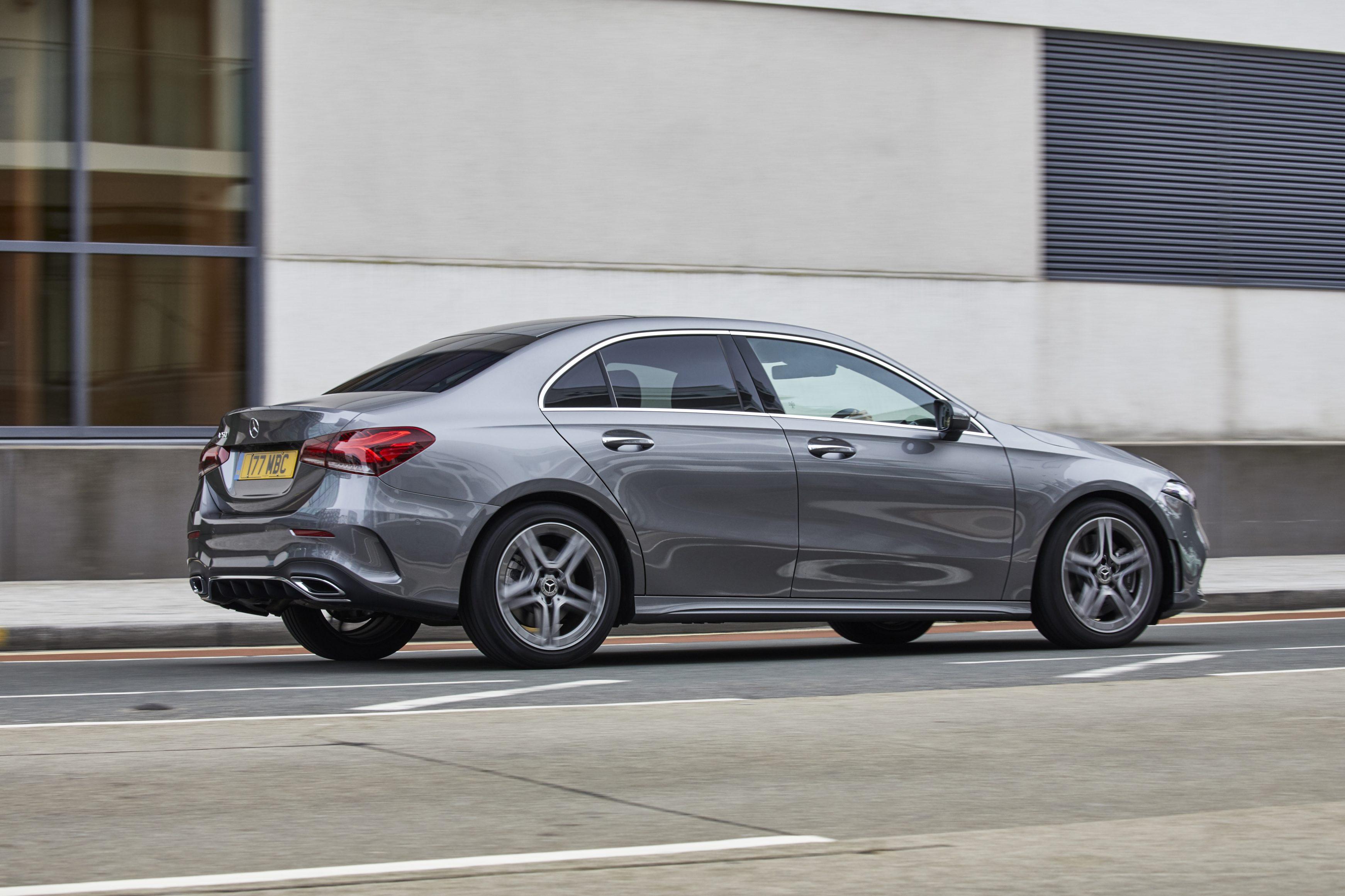 Best executive cars - Mercedes-Benz A-Class Saloon