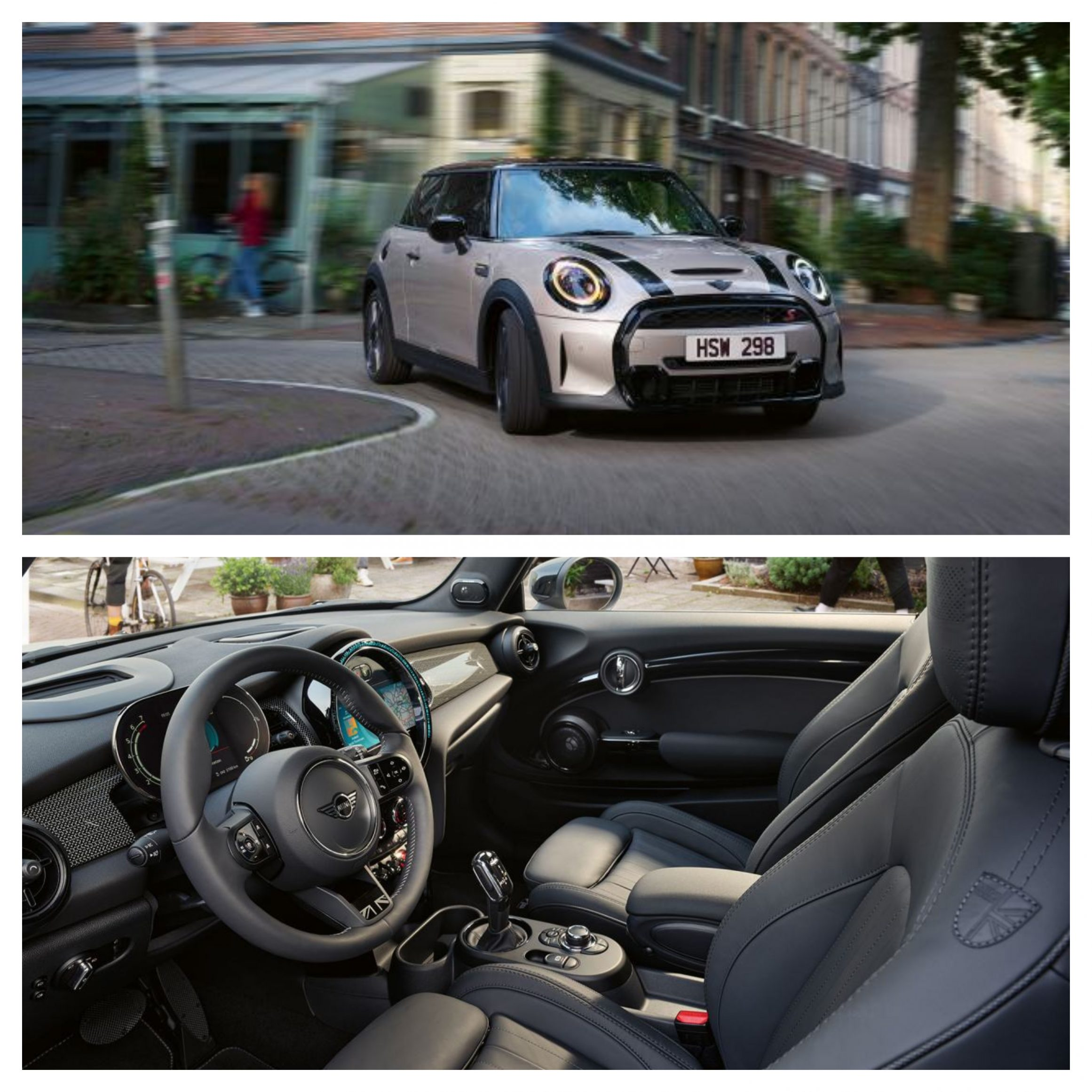 Mini Hatchback S - best automatic cars 2021