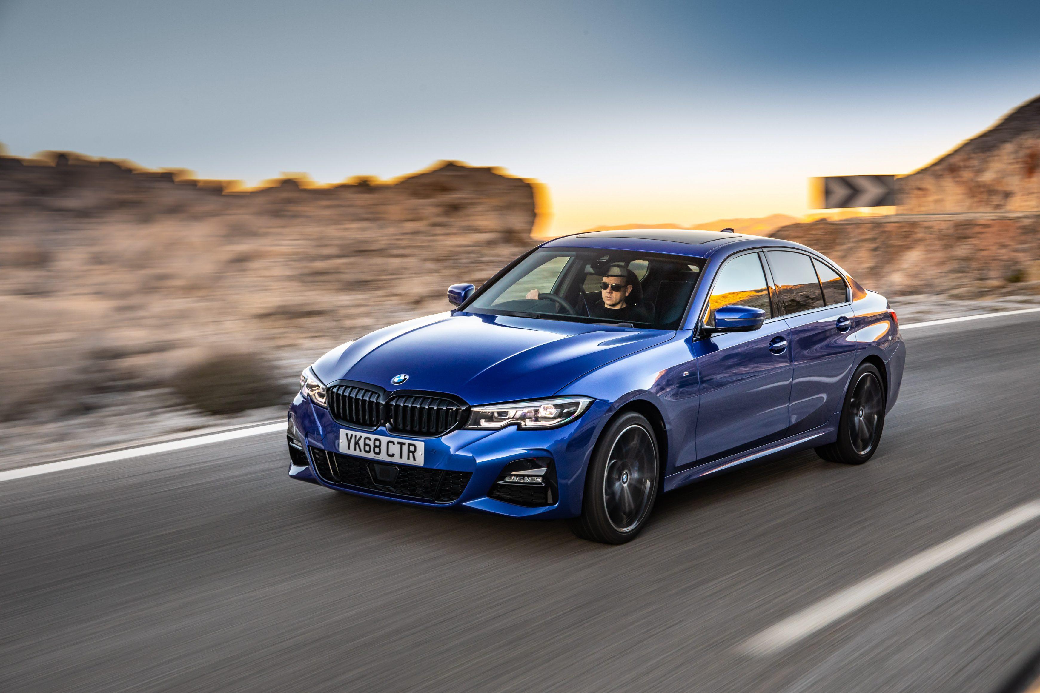Best executive cars - BMW 3 Series Saloon