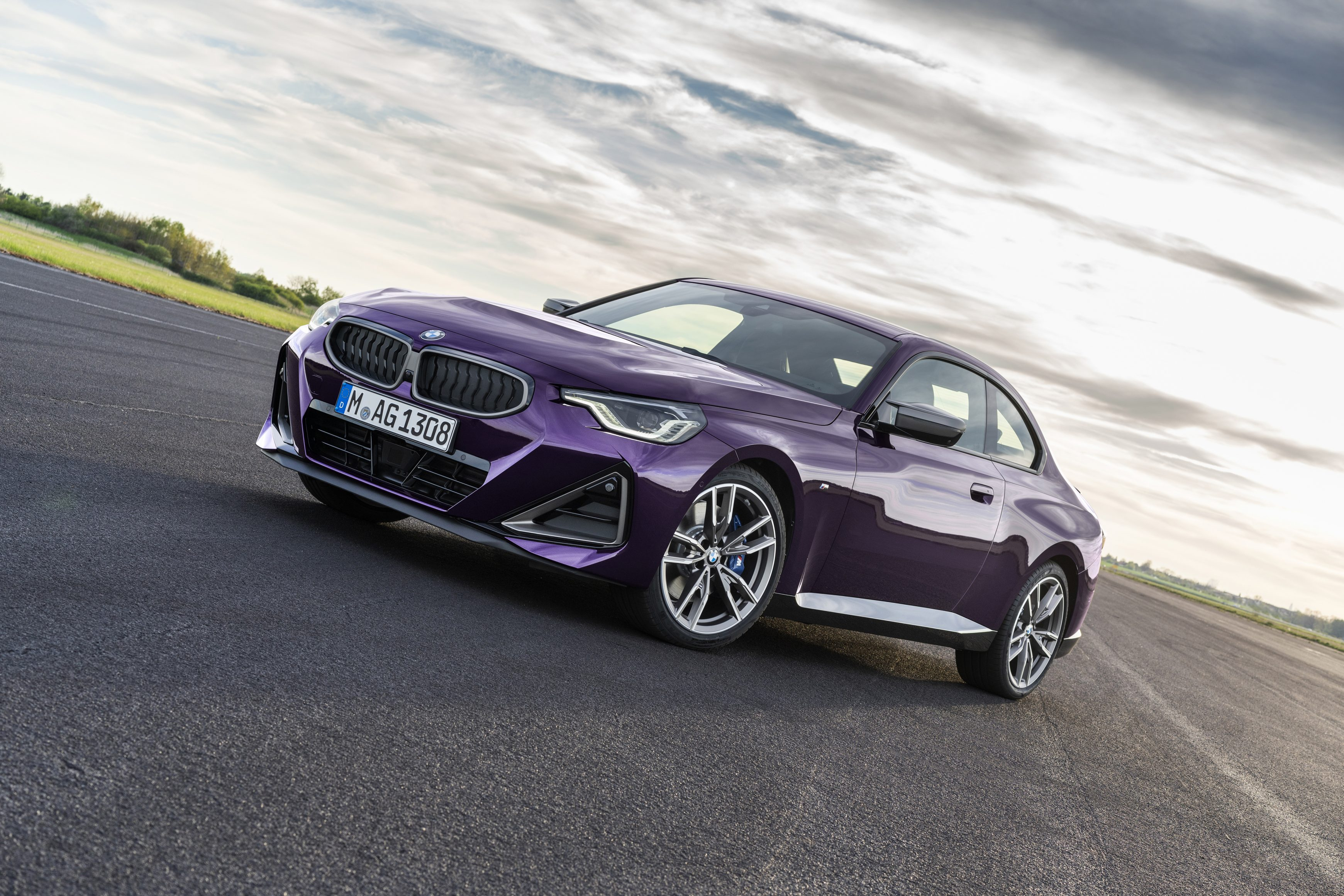 The brand-new BMW 2 Series Coupe