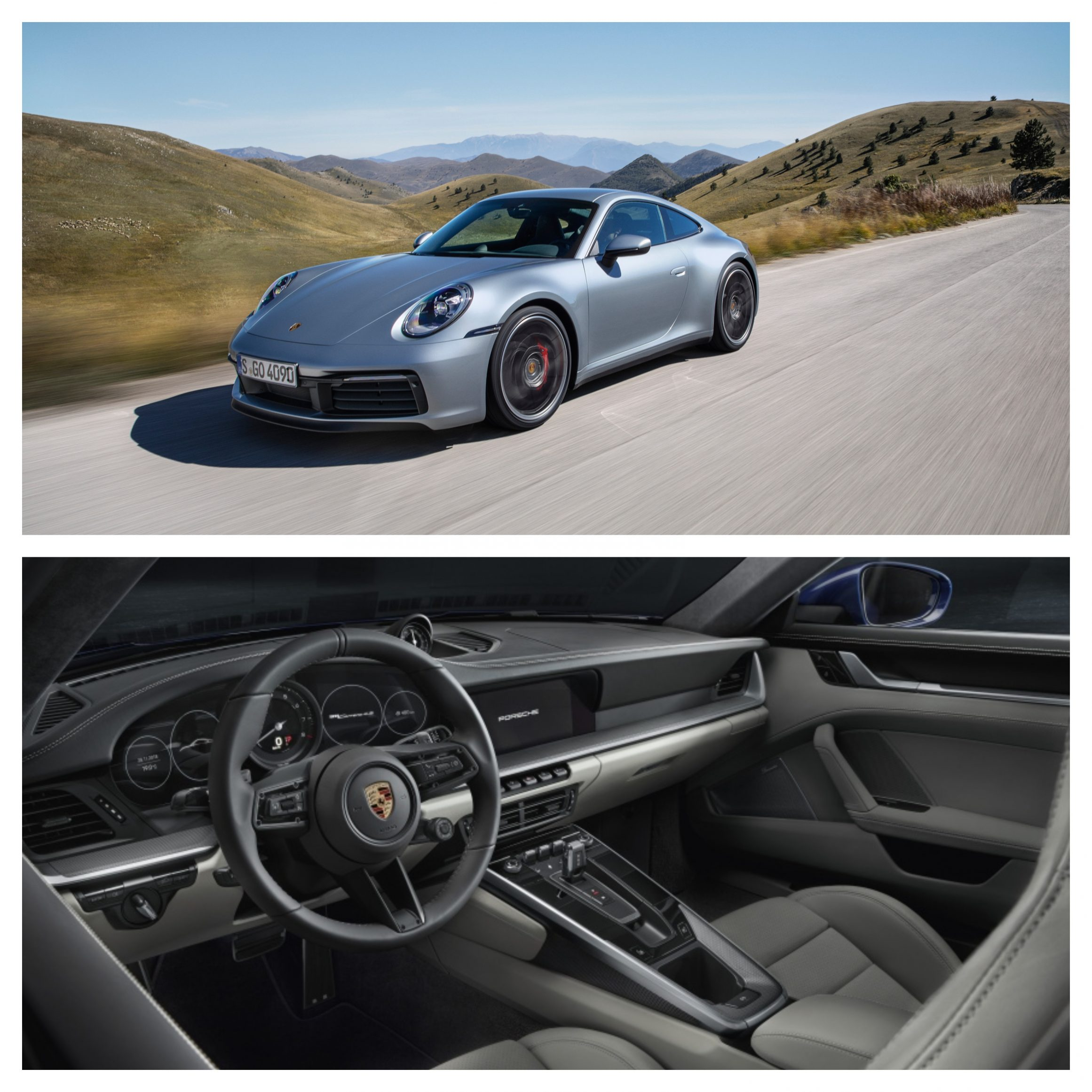 Porsche 911 - best automatic cars 2021