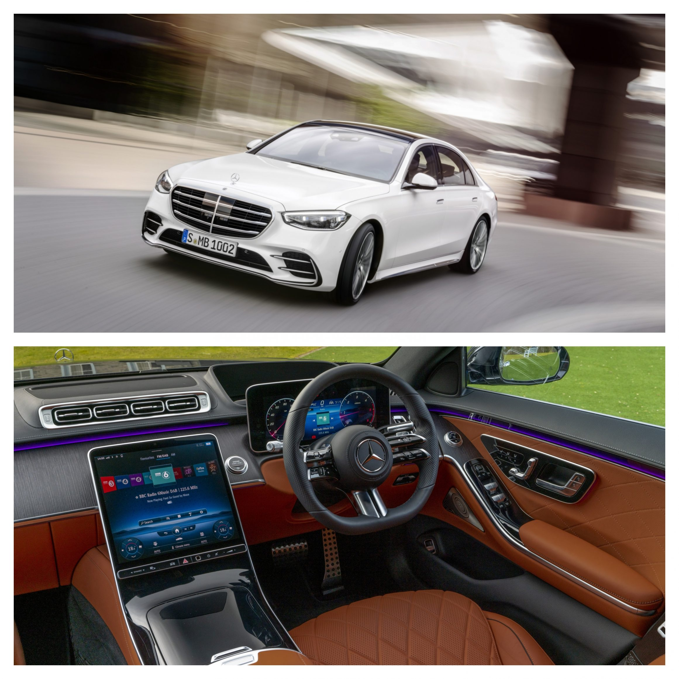 S-Class - best automatic cars 2021