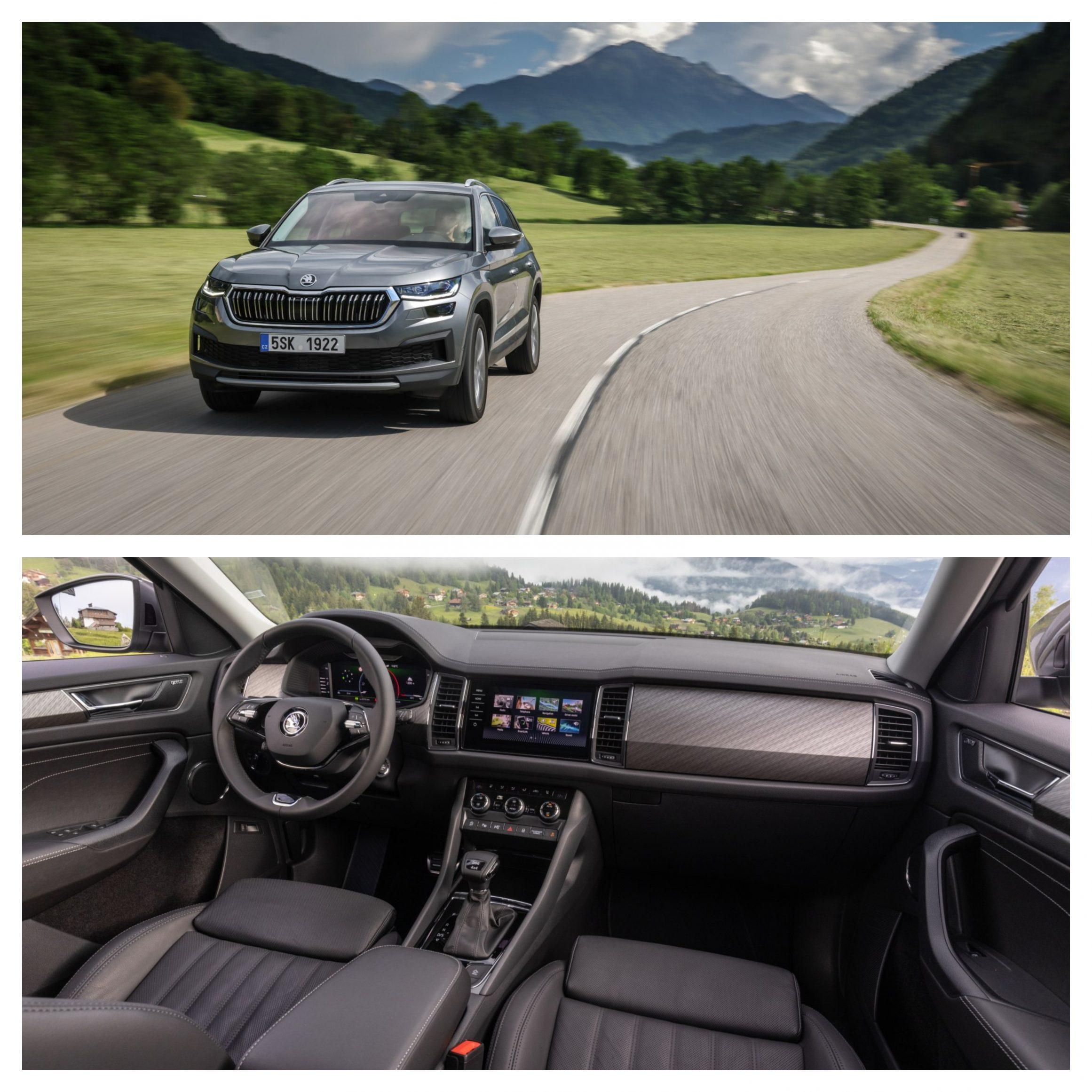 Skoda Kodiaq - best automatic cars 2021