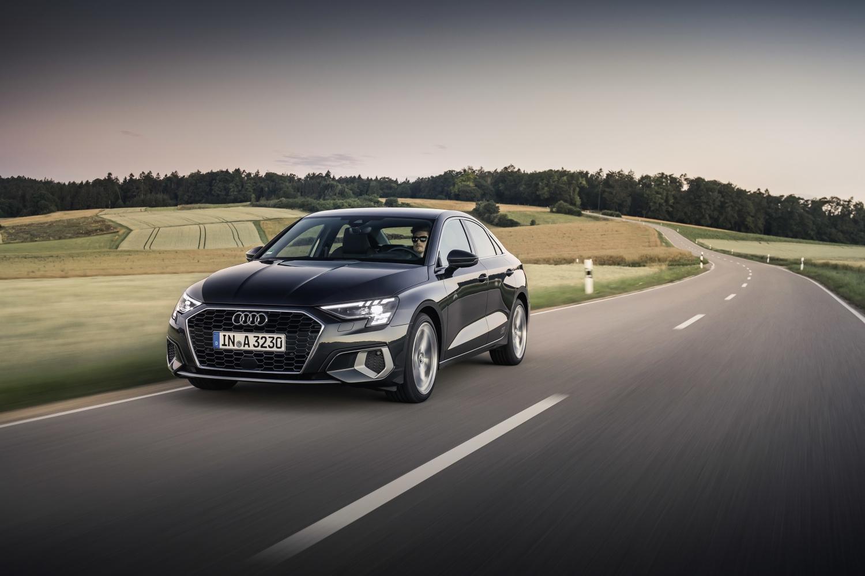 Best executive cars - Audi A3 Saloon