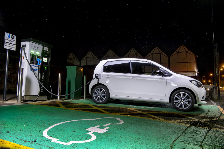 Best city cars UK - Seat Mii Electric