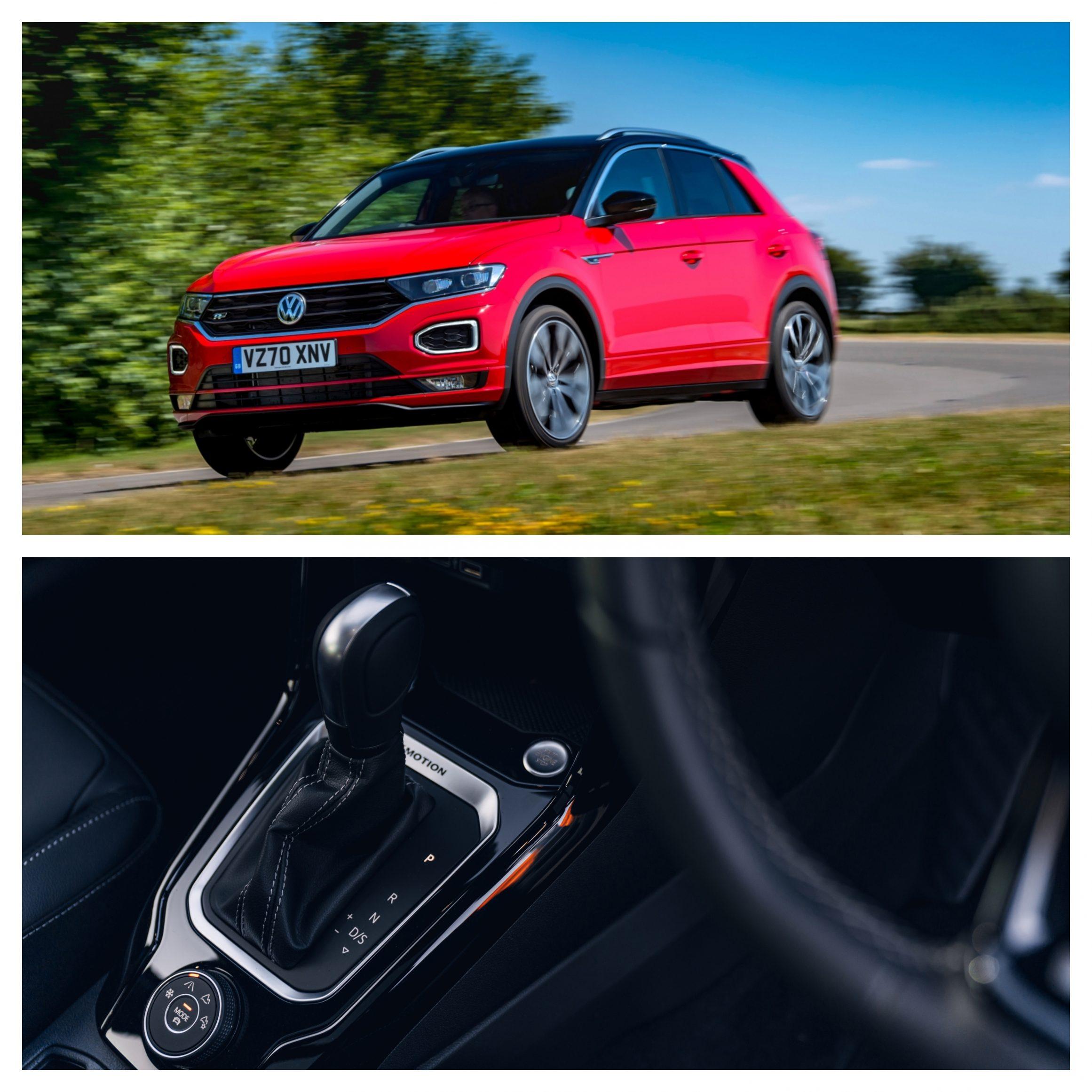 Volkswagen T-Roc - best automatic cars 2021