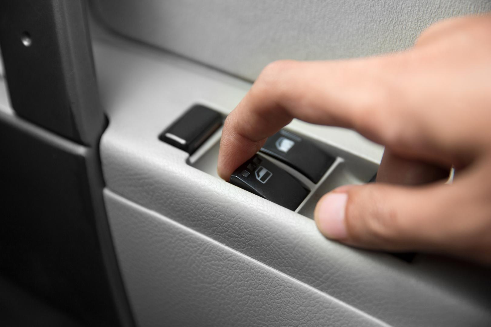 windows controls and adjustments