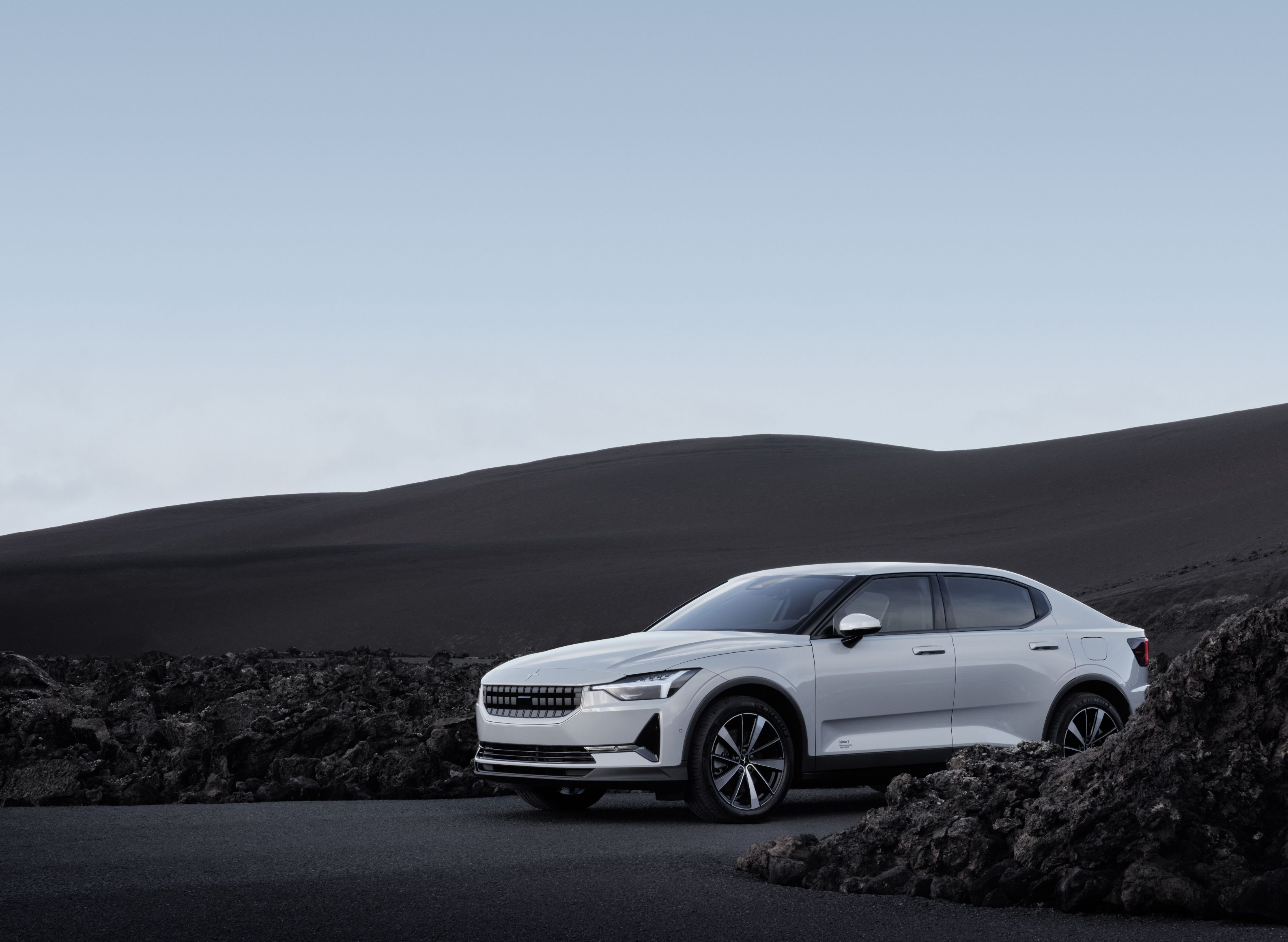 Best electric cars to lease right now - Polestar 2