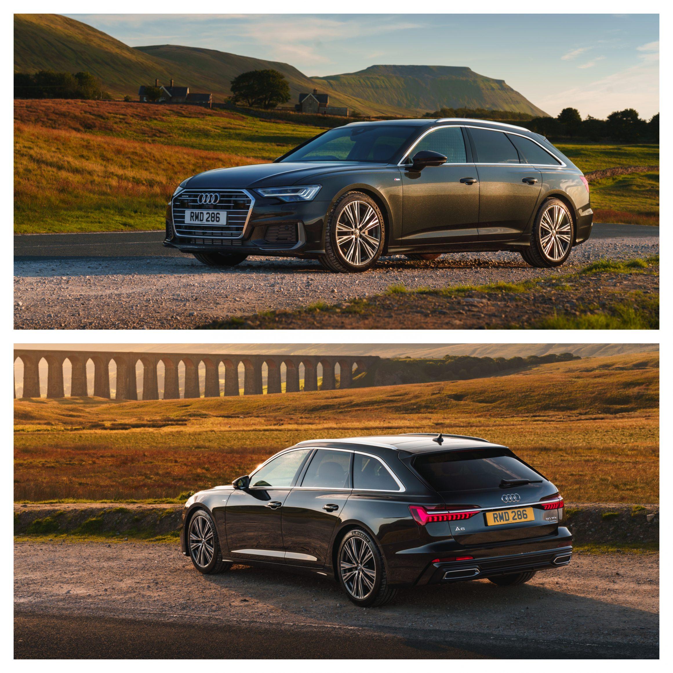 Best estate cars - Audi A6 Avant