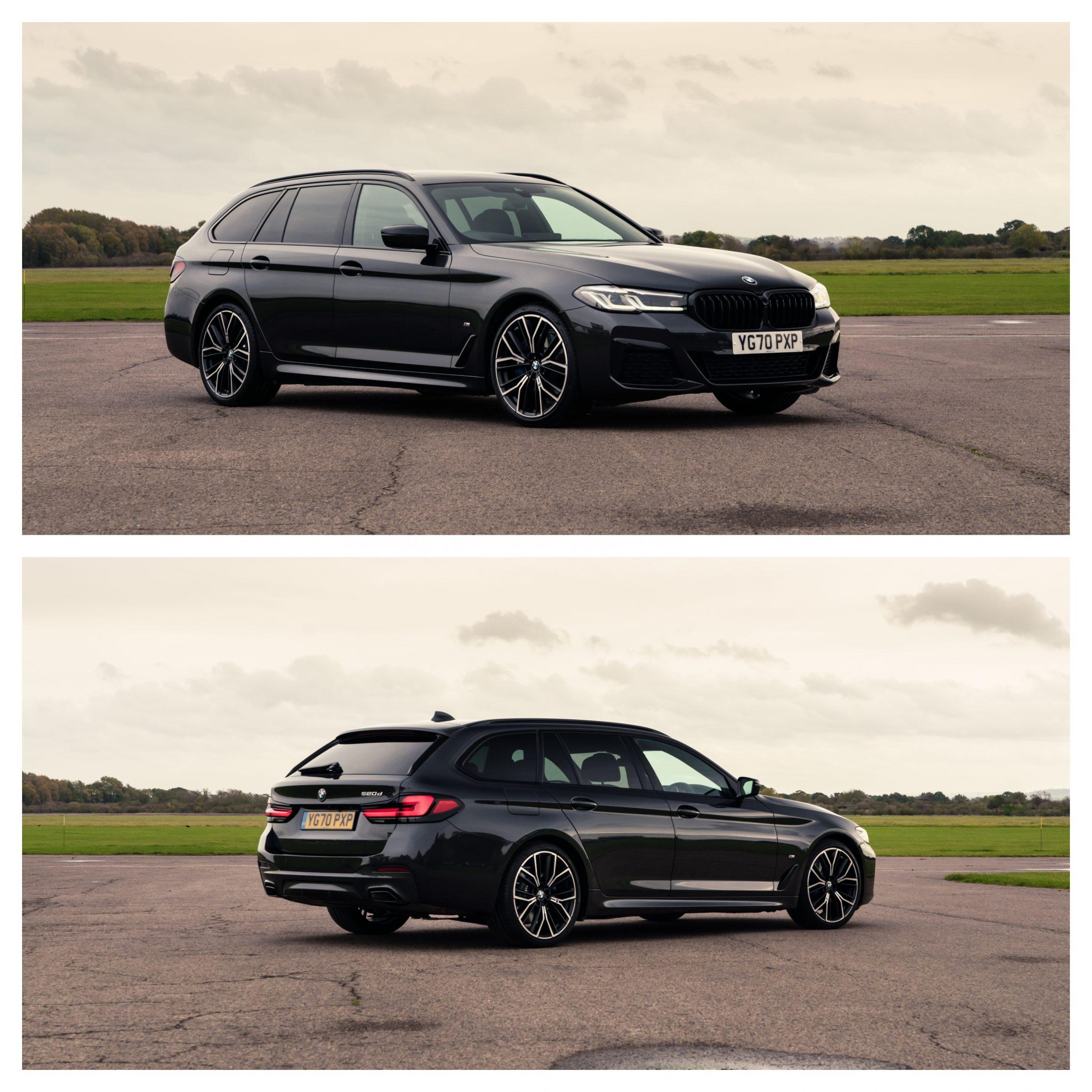 Best estate cars - BMW 5 Series Touring