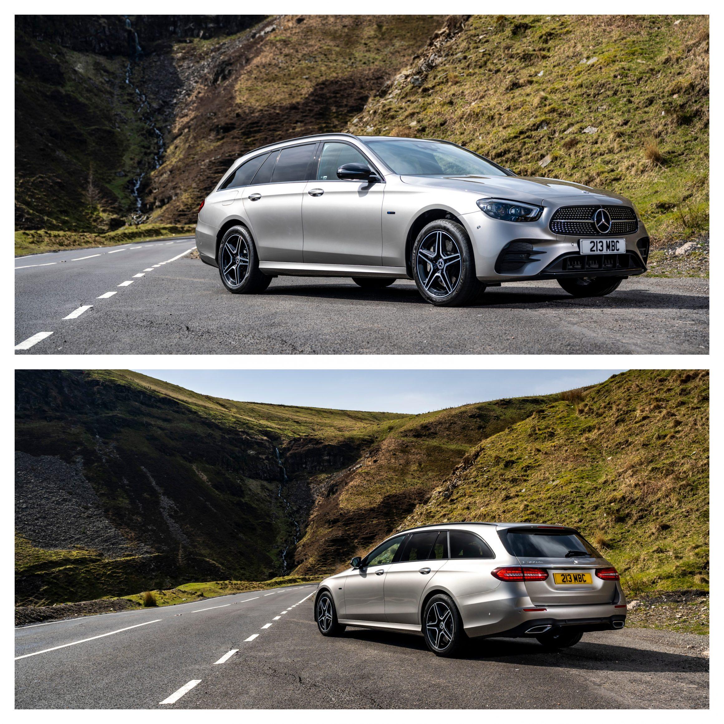 Best estate cars - Mercedes-Benz E-Class Estate