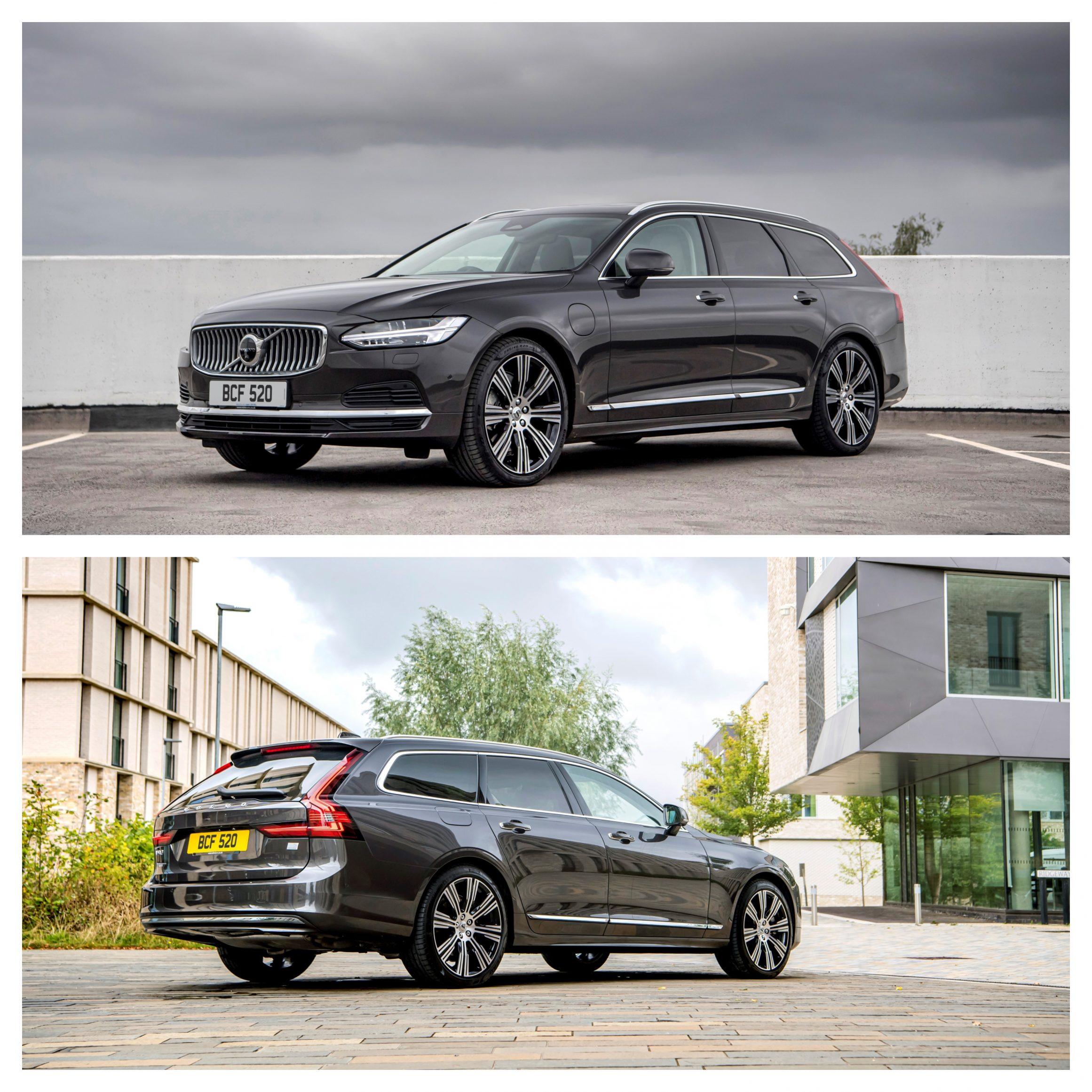 Best estate cars - Volvo V90