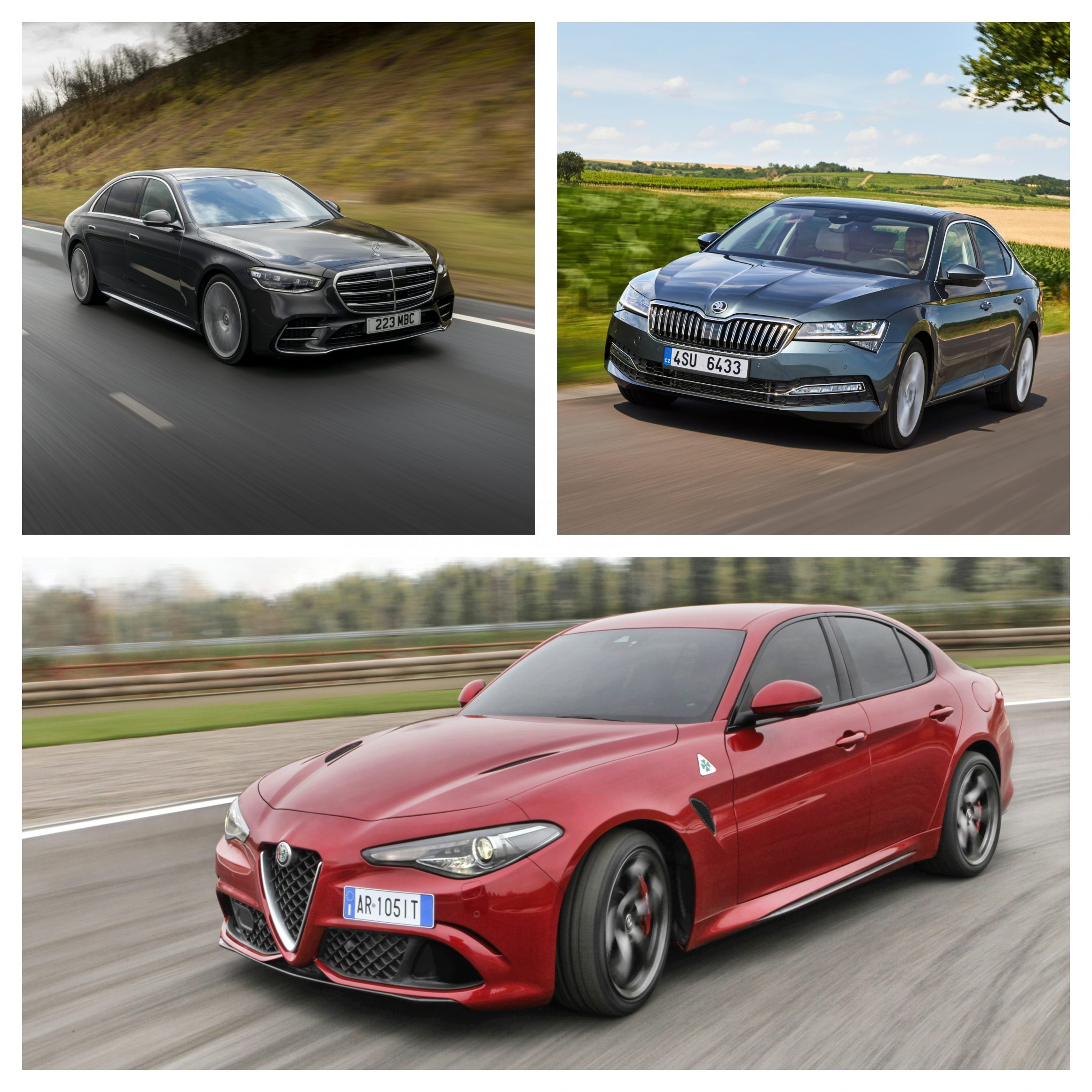 Best saloon cars - saloon car meaning