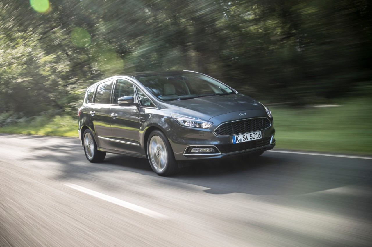 Best people carriers 2021 - Ford S-Max