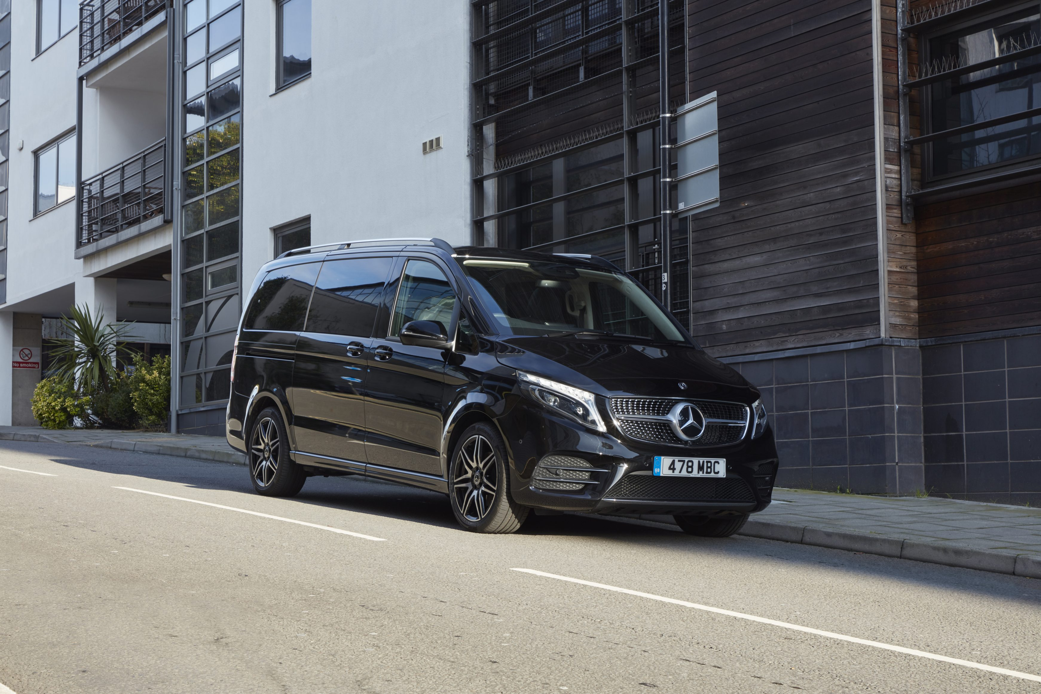 Best people carriers in 2021 - Mercedes-Benz V-Class
