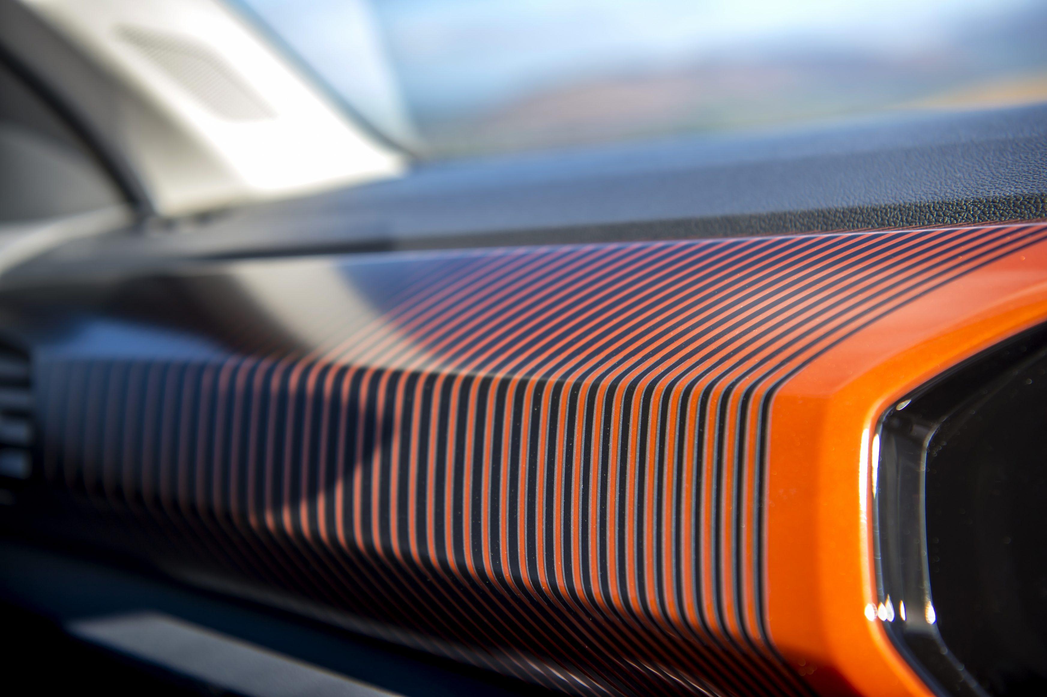 2021 Volkswagen T-Cross dashboard