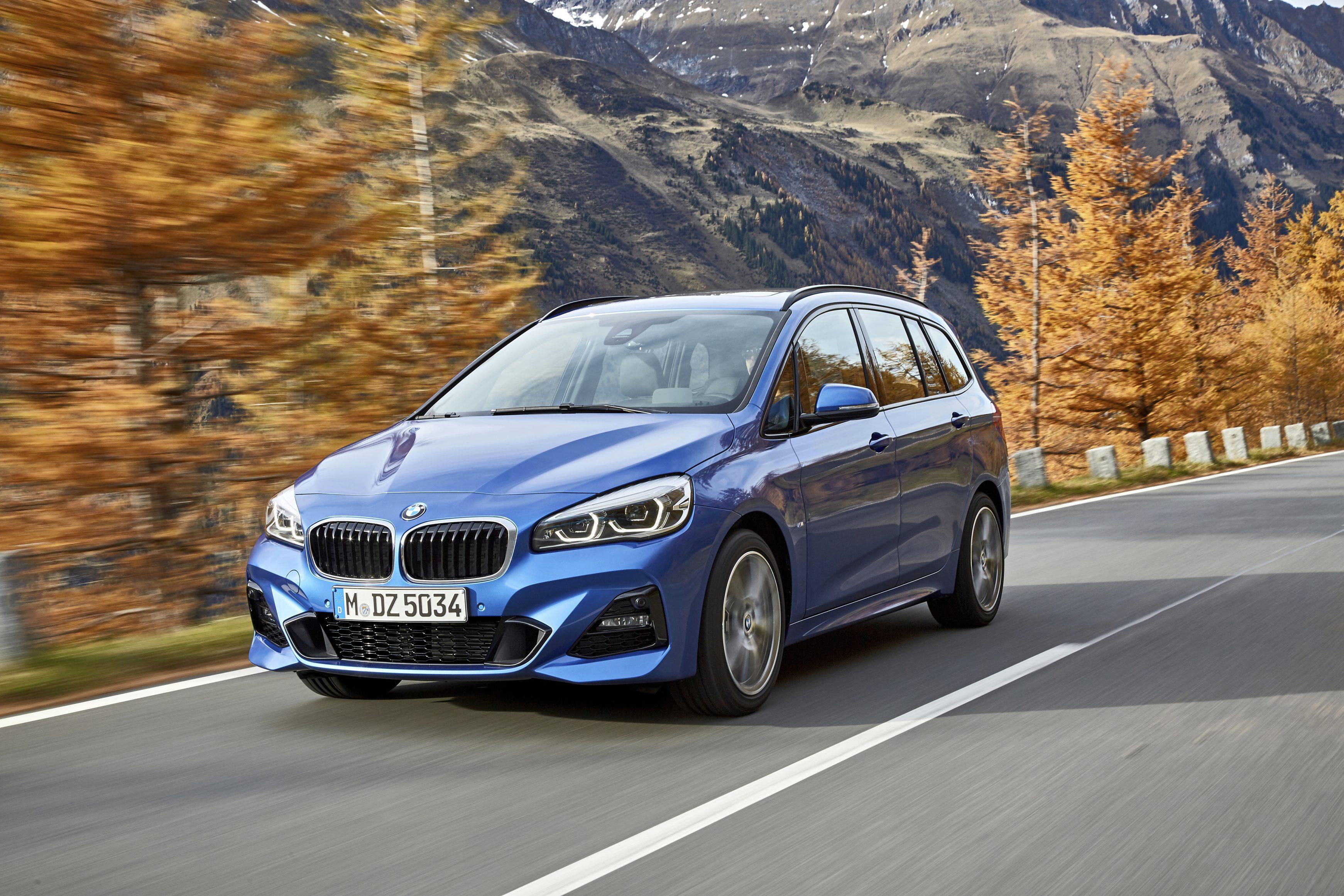 Best people carriers in 2021 - BMW 2 Series Gran Tourer