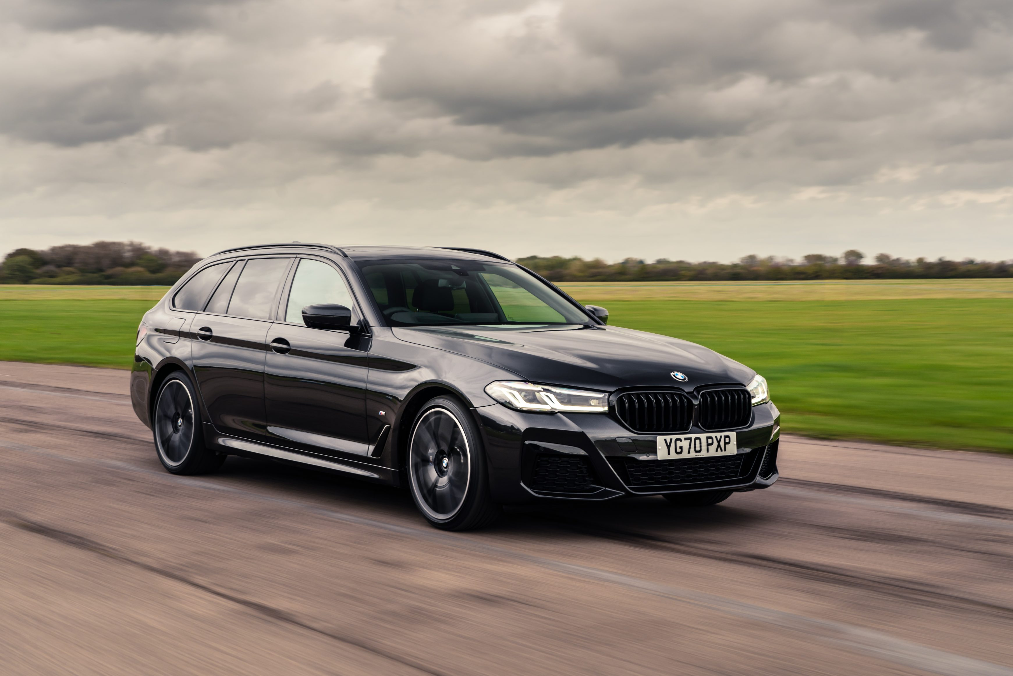 Best estate cars for towing - BMW 5 Series Touring