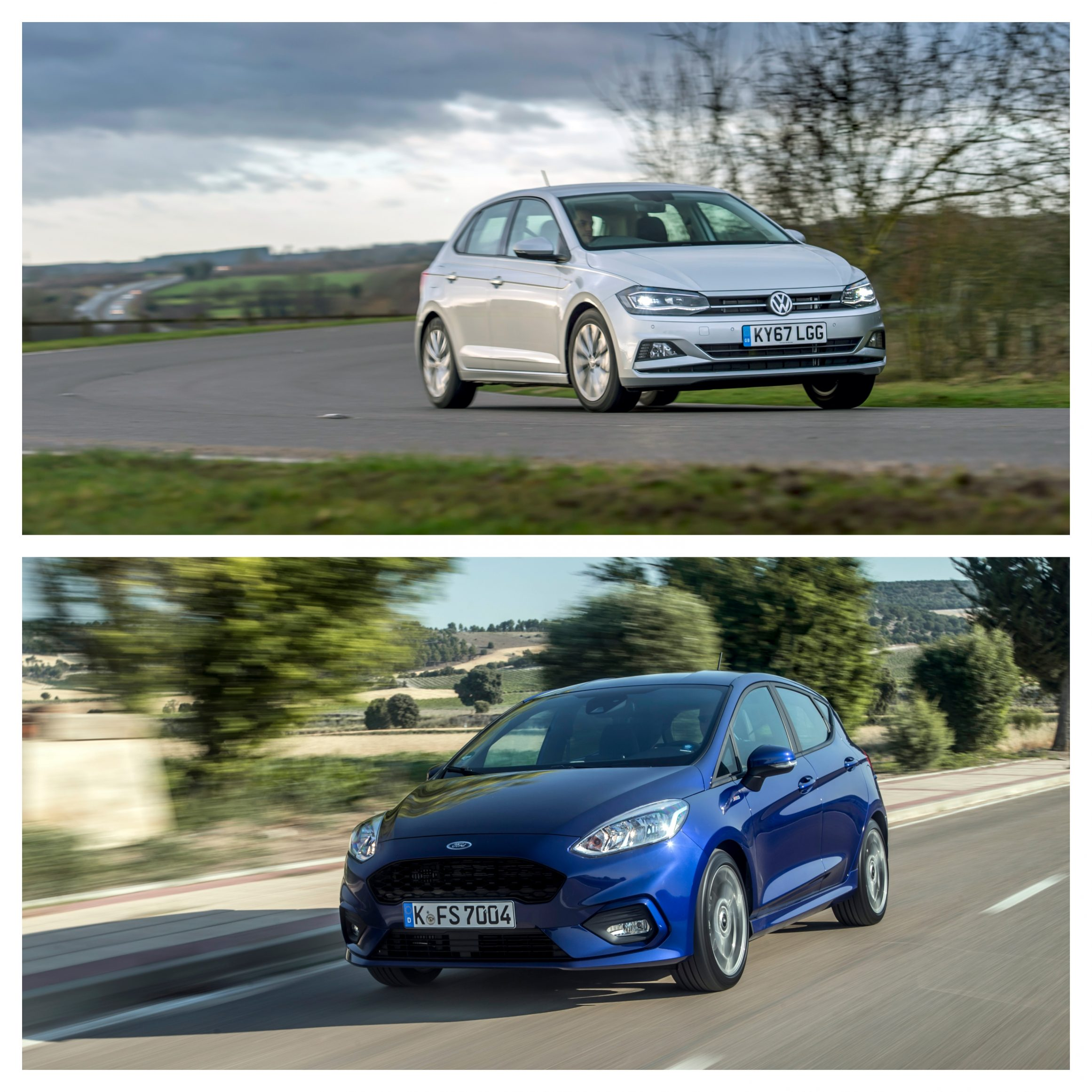 Polo Vs Fiesta - performance and price