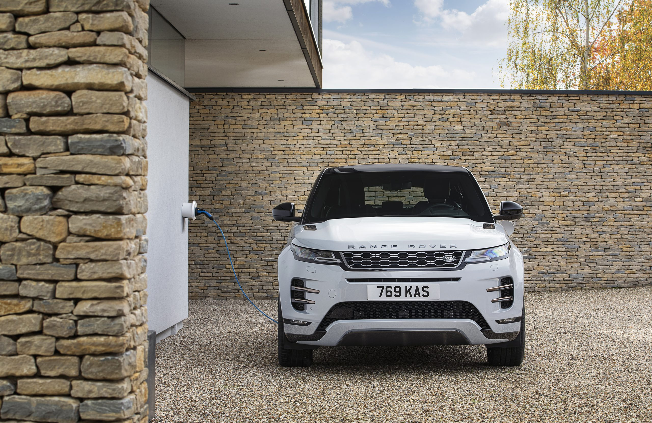 Most popular lease cars - Range Rover Evoque