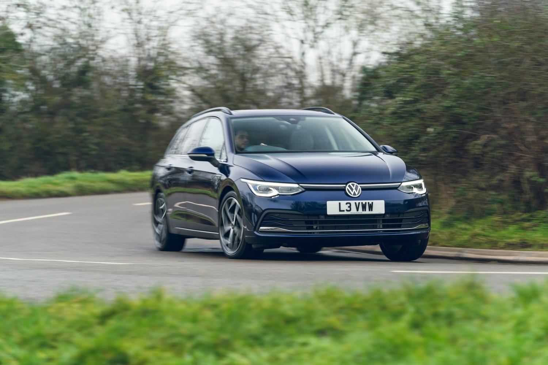 Best estate cars for towing - Volkswagen Golf Estate