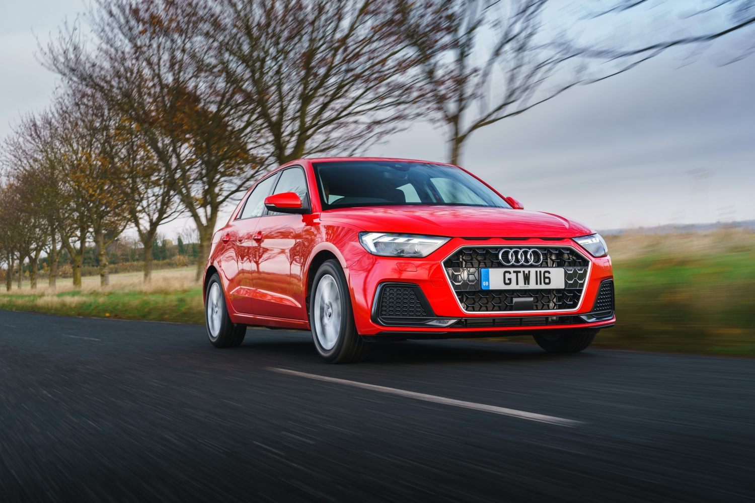 Most popular lease cars - Audi A1