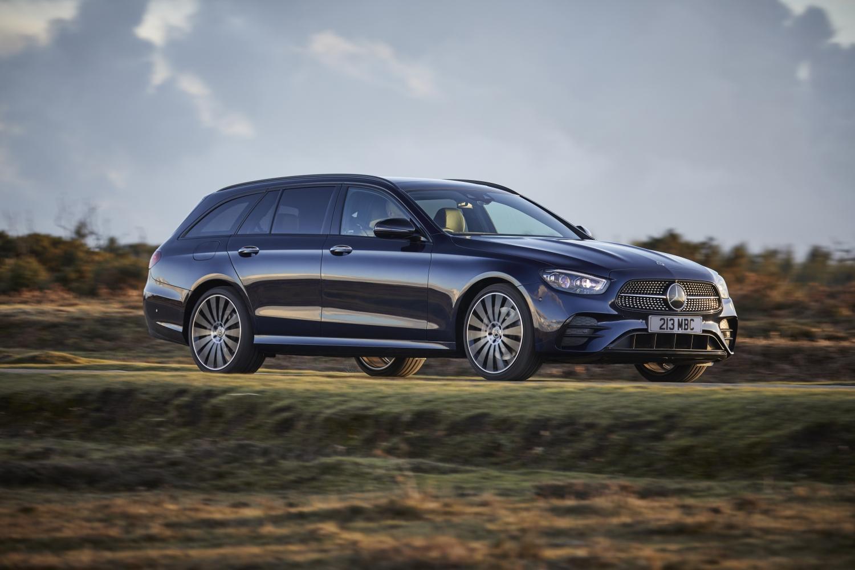 Best estate cars for towing - Mercedes-Benz E-Class Estate