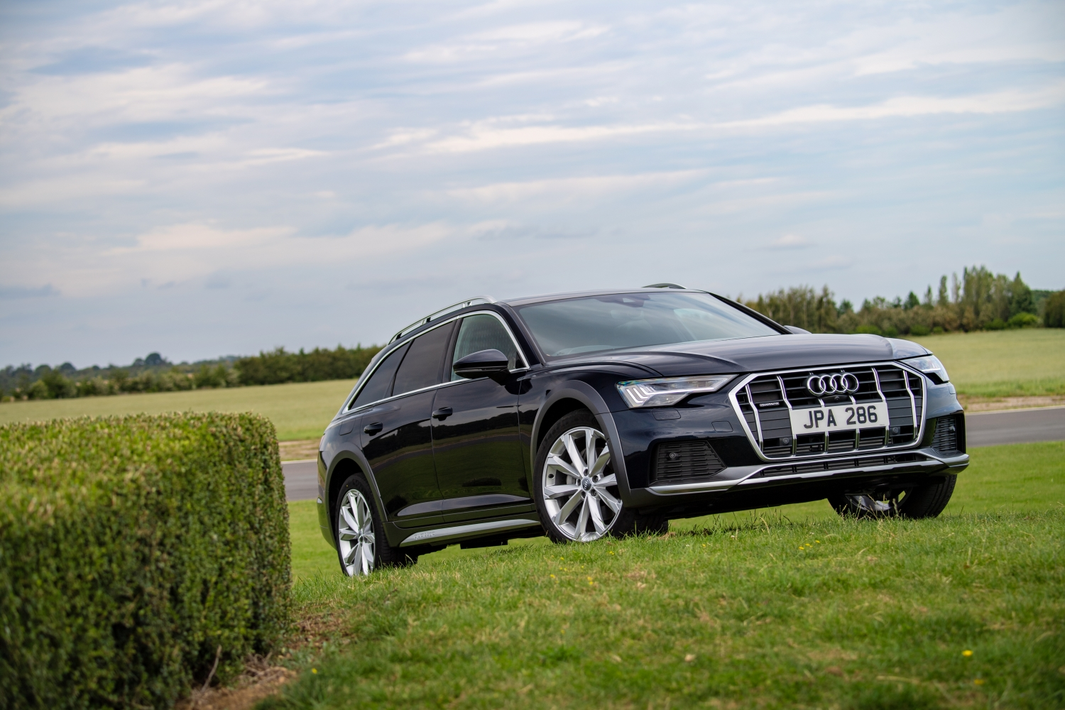 Best estate cars for towing - Audi A6 Allroad Quattro