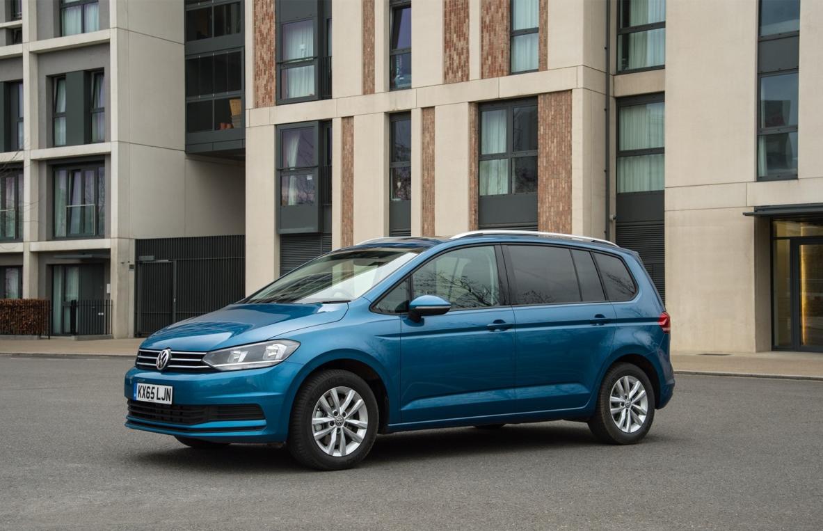 Best people carriers 2021 - Volkswagen Touran