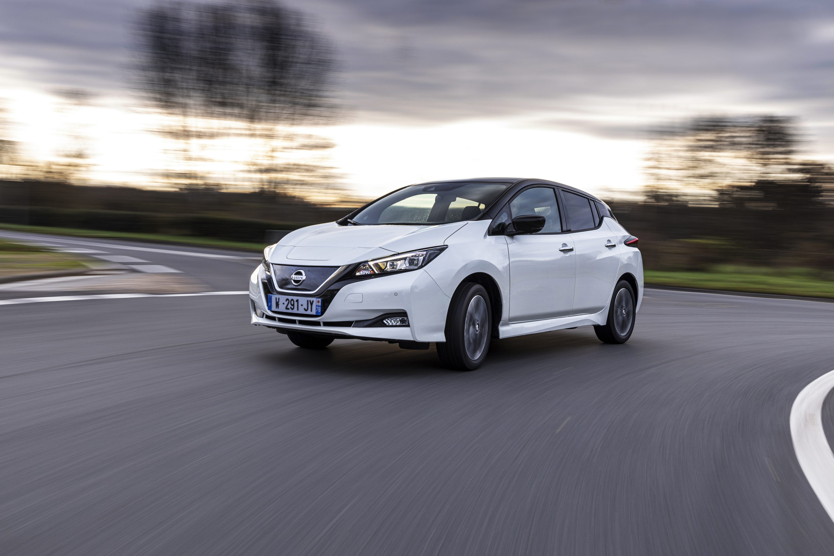 Our best electric cars - Nissan Leaf