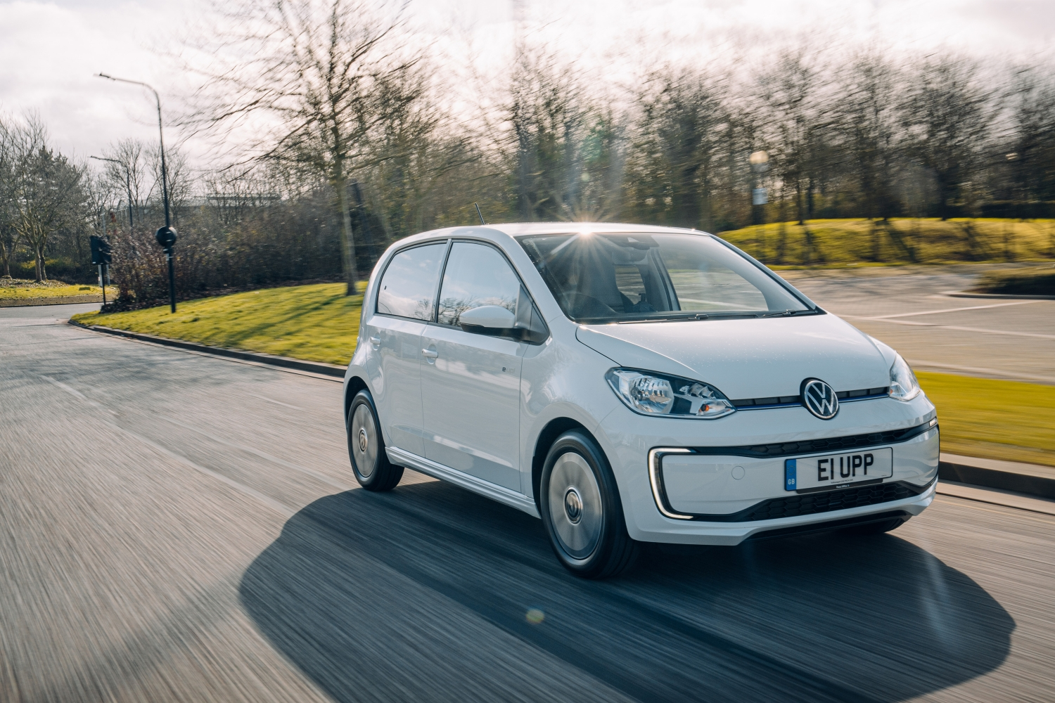 Our best electric cars - Volkswagen e-up!